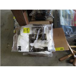 Case of 10 XL 3M Disposable Coveralls