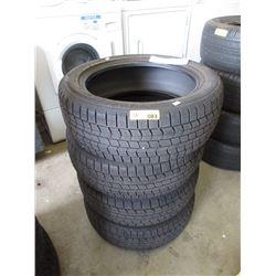 """Set of 4 Dunlop """"Graspic DS-3"""" 185/55R16 Tires"""