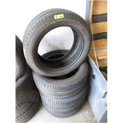 "Set 4 Michelin ""Latitude 255/50R19 Tires"