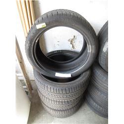 Set 4 Continental Cross-contact Winter Tires