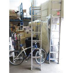 16 Foot Aluminum Extension Ladder