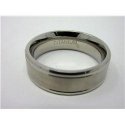 New Titanium Band Ring