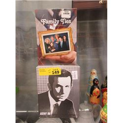New Get Smart & Family Ties Complete DVD Sets