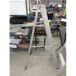 Five Foot Aluminum Step Ladder