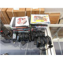 21 Assorted PlayStation Games and Accessories