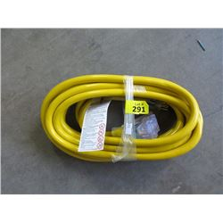 New Heavy Duty 25 Foot Multi End Extension Cord