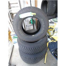 4 Big Foot All Terrain LT235 75 R15 M&S Tires