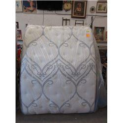 New Queen Size Beautyrest Pillow Top Mattress