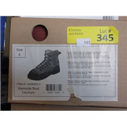 New Bare Kermode Fishing Boots - Clay - Men's 8