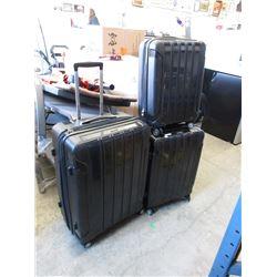 3 Piece Set of Ricardo Rolling Luggage