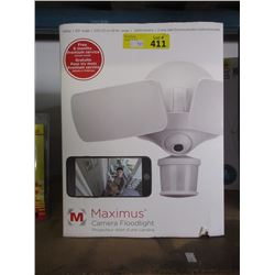 Maxiumus Camera Floodlight - Store Return