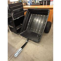 ATV Tractor Utility Trailer - Store Return