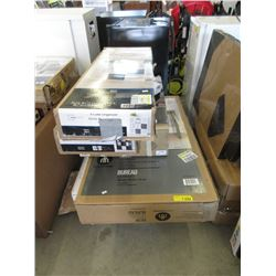 7 Pieces of Assorted Store Return Furniture
