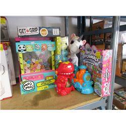 7 Assorted Children's Toys - Store Returns
