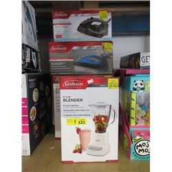 4 Sunbeam Household Appliances