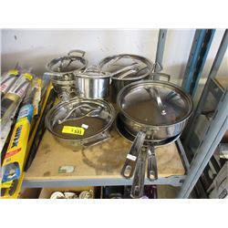 7 Assorted Pot & Pans - Store Returns