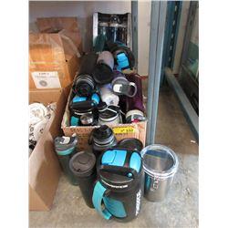 30+ Assorted Beverage Containers - Store Returns