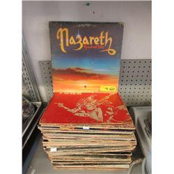 40 Vintage 1970's Records