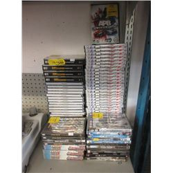 50+ Assorted New PC Games