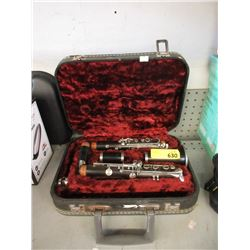 Clarinet in Fitted Case