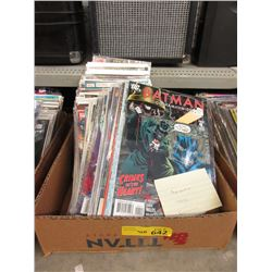 Approximately 100 Assorted Comic Books