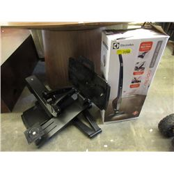 Stick Vacuum & 2 Swing Arm Electronic Stands