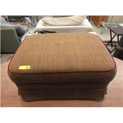 Fabric Upholstered Footstool