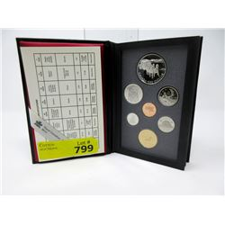 1992 Canadian Proof Double Dollar Coin Set