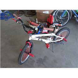 BMX Freestyle Trick Bike