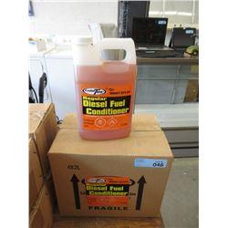 Case of Diesel Fuel Conditioner