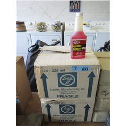 2 Cases of Lube-Tec Injector Cleaner
