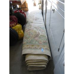 Hand Knotted Chinese Wool Carpet