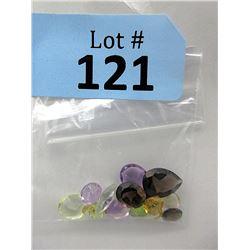18 CTW Loose Assorted Gemstones