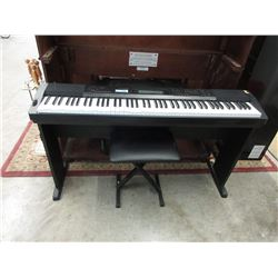 Casio Electronic Keyboard with Seat