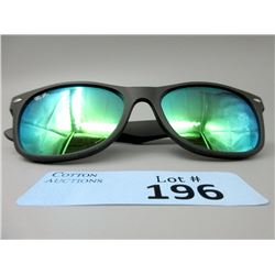 New Ray Ban Sunglasses with Reflective Lenses