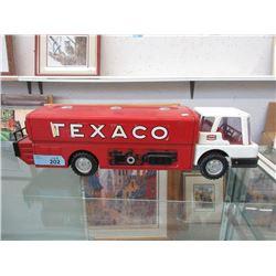 1960/1970s Limited Texaco Tanker Truck