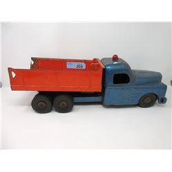 1950s StructoHighway Construction Dump Truck