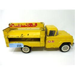 1950's Buddy L Pressed Steel Coca Cola Truck