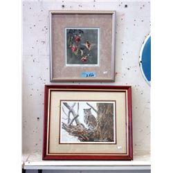 Framed Limited Edition McGuire & Knoft Prints