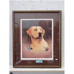 Ltd. Edition Fred Rothenbush Framed Print