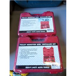 2 Pulley Remover / Installer Kits