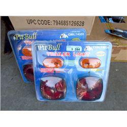 2 New Pitt Bull Trailer Light Kits