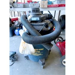 Large Shop Vac with Hose