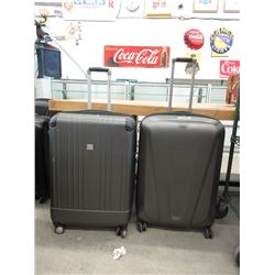 2 Large Rolling Luggage - Store Returns