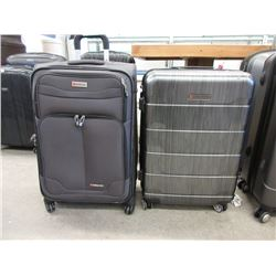 2 Medium Size Rolling Luggage - Store Returns