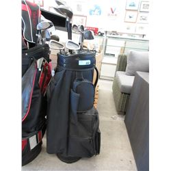 "Golf Bag with Set of ""Tour Edition"" Clubs"