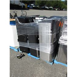 Skid of Assorted Store Return Water Coolers