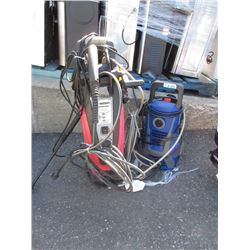 2 Electric Pressure Washers