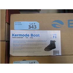 Men's New Bare Kermode Grey Boot - Size 11