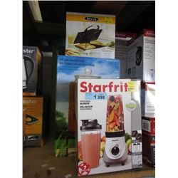 4 Pieces of Store Return Household Merchandise